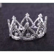 Newborn Rhinestone Crown - Photo Prop - Kid's Stuff Superstore