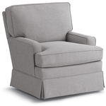 Rena Swivel Glider (Choose from 200 Fabric Choices in Store)