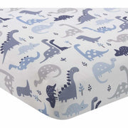 Lambs & Ivy Crib Sheet - Roar - Kid's Stuff Superstore