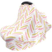 Multi Use Cover - Pink/Yellow - Kid's Stuff Superstore
