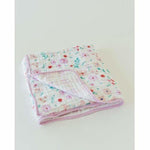 Little Unicorn Cotton Muslin Quilt, Morning Glory