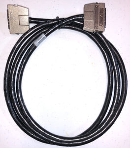 SCSI Cable M/M 2m/6ft MD50 Micro DB50 Amp