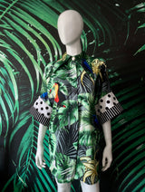 Camasa cu imprimeu jungle, Mix&Match