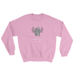 Novv St. Rivver Light Heart Sweatshirt (Pink)