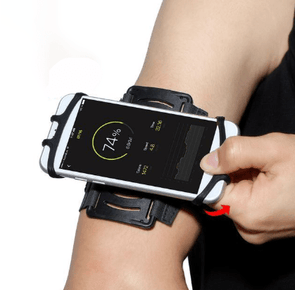 ActiveGo - Rotating Sport Wrist Armband Phone Holder