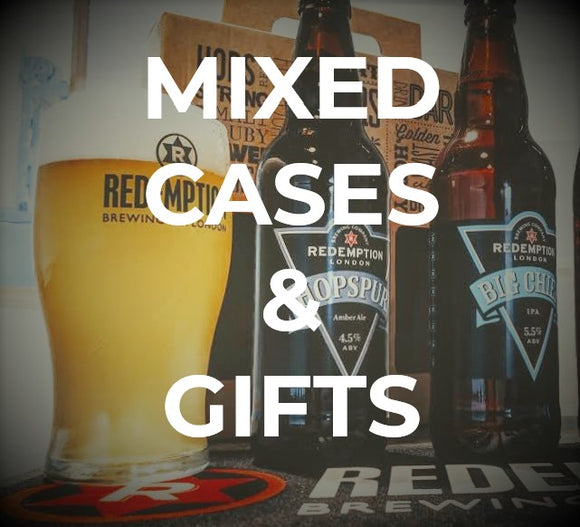 Mixed Cases and Gift Packs