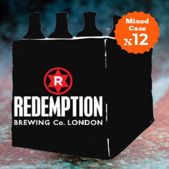 Redemption 12 beers Selection Case