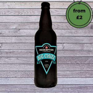 Big Chief 5.5% - 500ml bottle