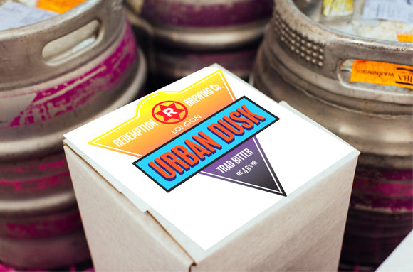 Urban Dusk 4.6% abv - 20 litre Bag in Box