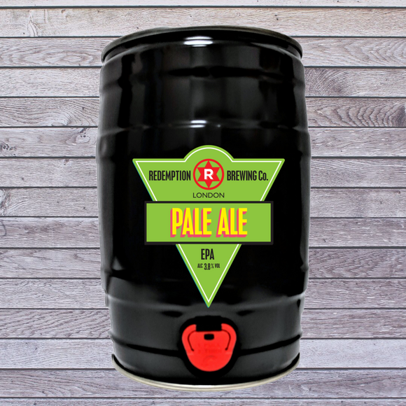 Pale Ale 3.8% abv - 5 litre Mini Keg