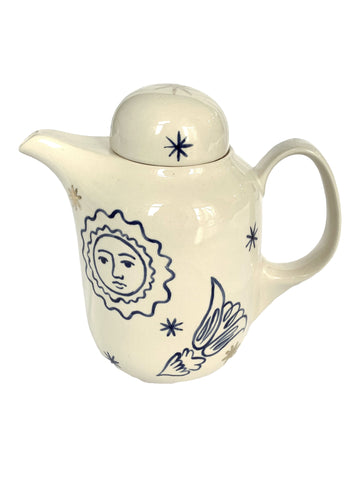 Ceramic Saint Nicolas pot