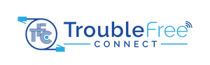 Trouble Free Connect Logo