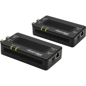 Actiontec Bonded MoCA 2.0 Ethernet to Coax Network Adapter (2 Pack)