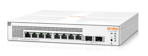 Wired Aruba Instant On Switch 1930 8-ports PoE
