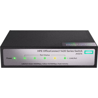 HPE OfficeConnect 1420 5G Switch - 5 Ports