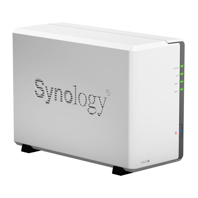 Synology DiskStation DS220j (Diskless)