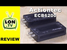 Load and play video in Gallery viewer, Actiontec MoCA 2.0 Ethernet to Coax Network Adapter