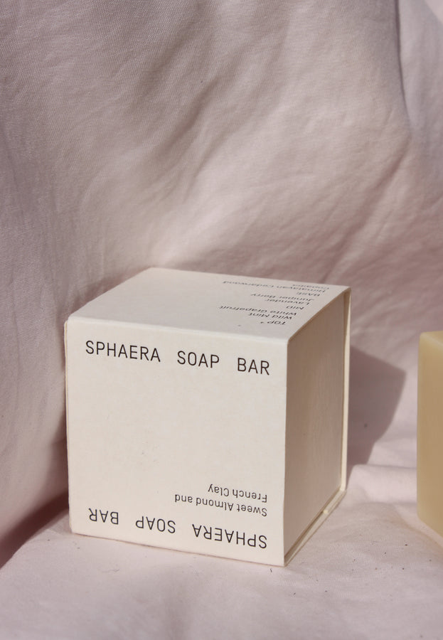 assorted soaps | sphaera