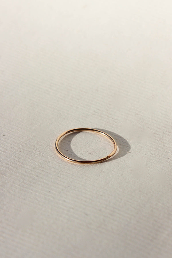 smooth ring