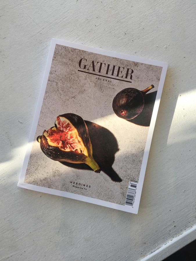 gather journal | multiple issues
