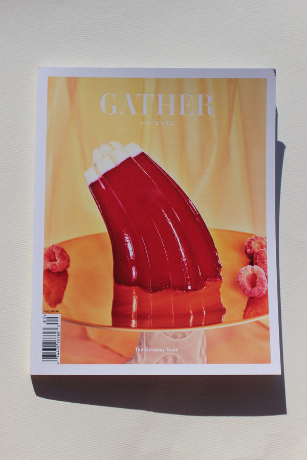 Gather Journal : The Getaway Issue