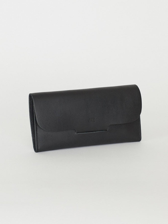 post wallet | black