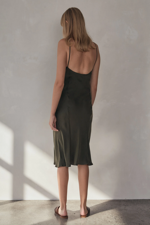 anouk dress | moss