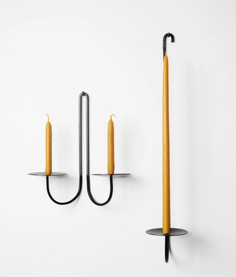 iron candle holders | multiple options