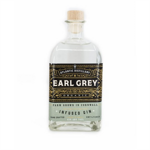 Earl Grey Organic Cornish Gin 42% ABV
