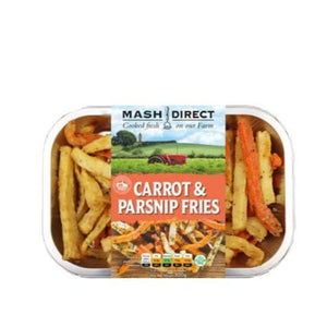 Mash Direct Carrot & Parsnip Fries 300g