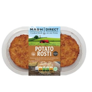 Mash Direct Potato Rosti 180g