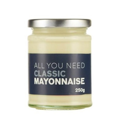 All You Need Classic Mayonnaise 250g