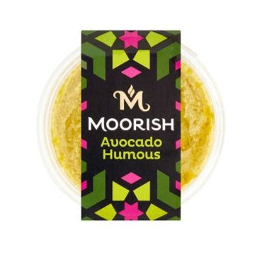 Moorish - Avocado Humous 150g