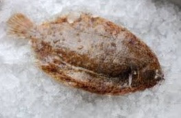Whole Lemon Sole (450-500g)