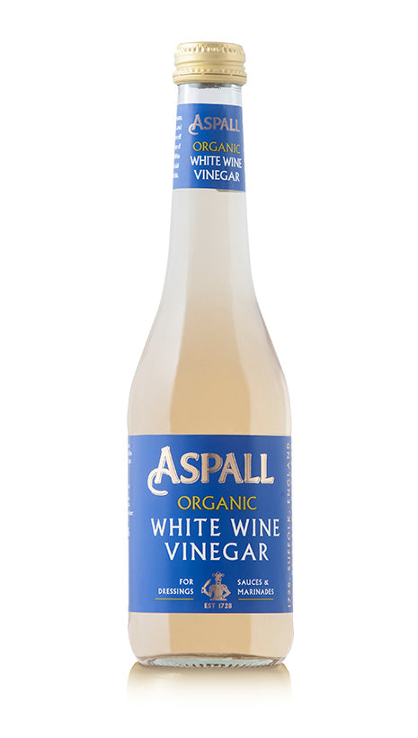 Aspall Organic White Wine Vinegar 350ml