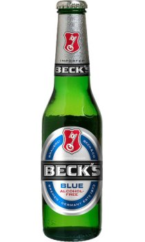 Becks Blue 275ml 0.5%