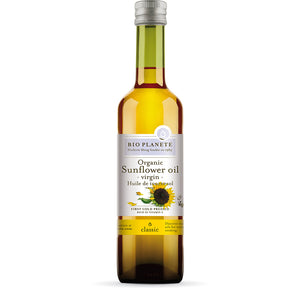 Bio Planete Organic Sunflower Oil 500ml