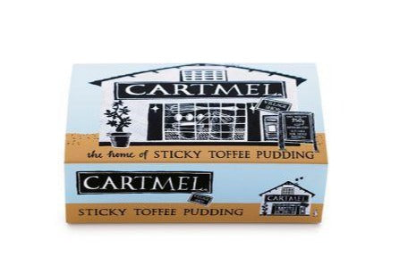 Cartmel Sticky Toffee Pudding 370g