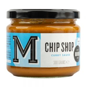 ManFood Chip Shop Curry Sauce 300g