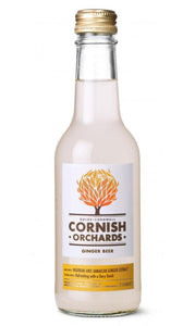Cornish Orchards Non Alcoholic Ginger Beer 250ml
