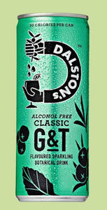 Dalstons Alcohol Free G&T 250ml