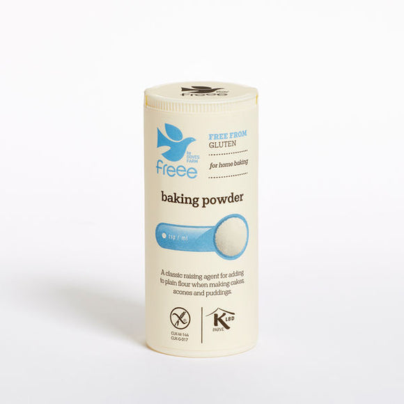 Doves Farm Gluten Free Baking Powder 130g
