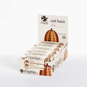 Doves Farm Gluten Free Organic Chocolate Chip Oat Bars 35g
