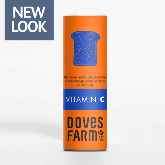Doves Farm Vitamin C 120g