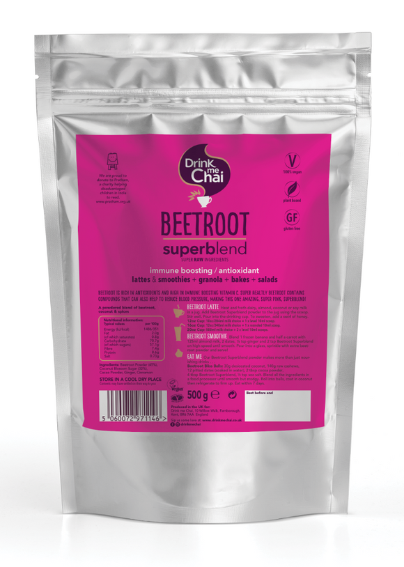 Drink Me Beetroot Superblend 80g