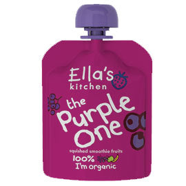 Ella's Kitchen The Purple One Fruit Smoothie 90g