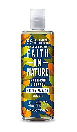 Faith in Nature Grapefruit & Orange Body Wash 400ml