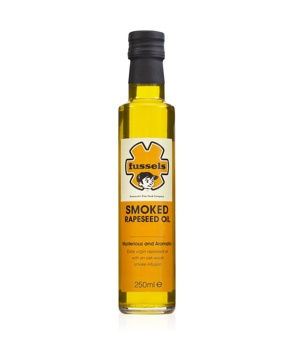 Fussels Smoked Rapeseed Oil 250ml