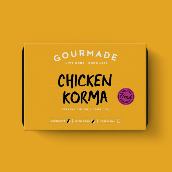 Gourmade Chicken Korma