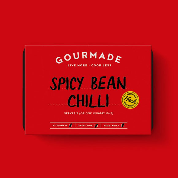 Gourmade Spicy Bean Chilli